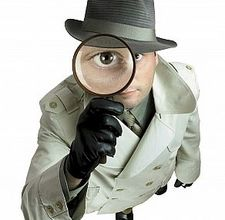 SPY Glass Man