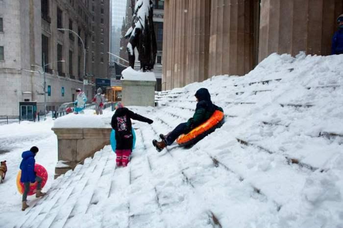 NY snowstorm