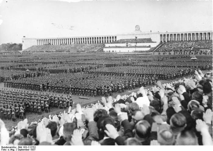 Нюрнберг 1.09.1937