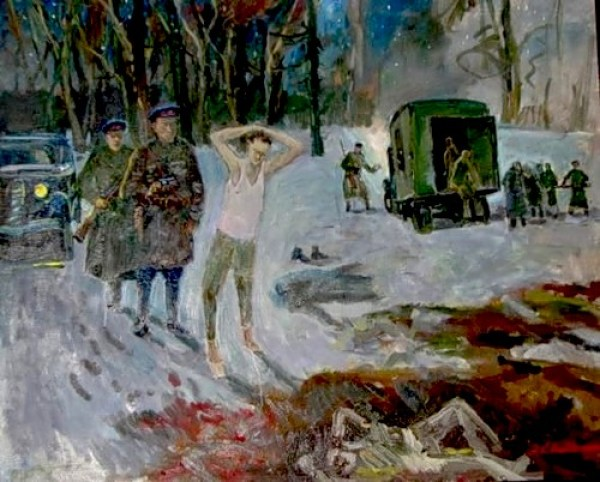 Вейдеманис Э.К., Москва, Бутово. Расстрельный полигон НКВД. 1937-1938 г 1999-2003