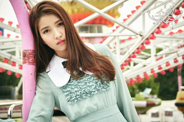 Imagini pentru gfriend sowon photoshoot