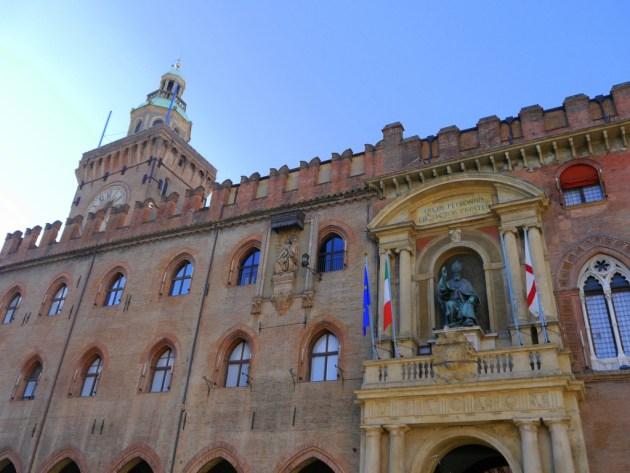 Палаццо Коммунале Болонья