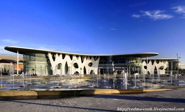 Выставочный центр Gran Via Барселона