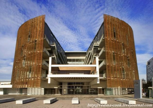 Институт биомедицинских исследований Барселона
