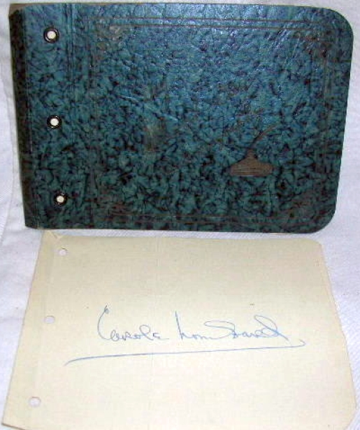 carole lombard autograph 73