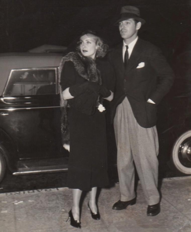 carole lombard clark gable 1936ba