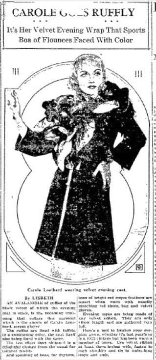 carole lombard 100233 stevens point daily journal