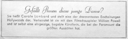 carole lombard revue des monats germany jan 1933bc