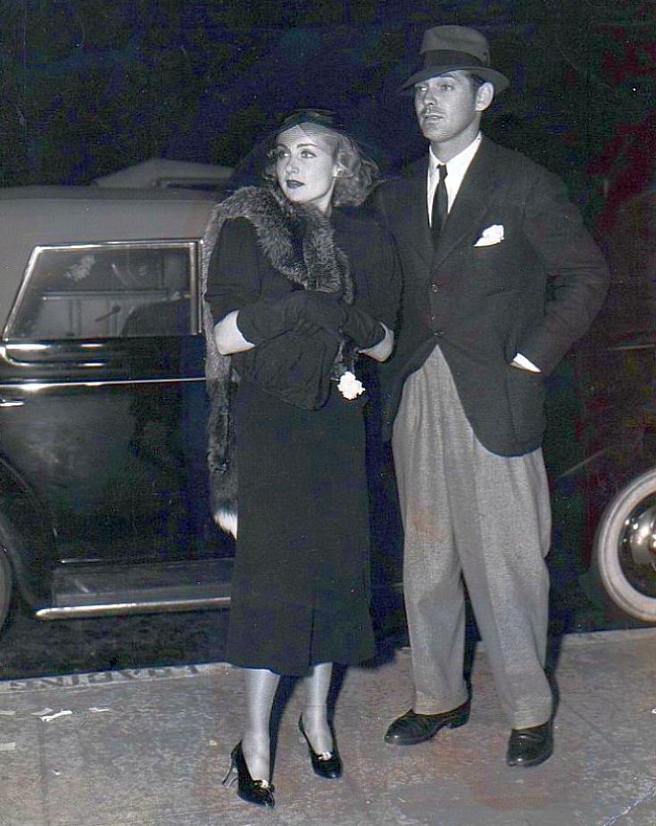 carole lombard clark gable 1936 largest