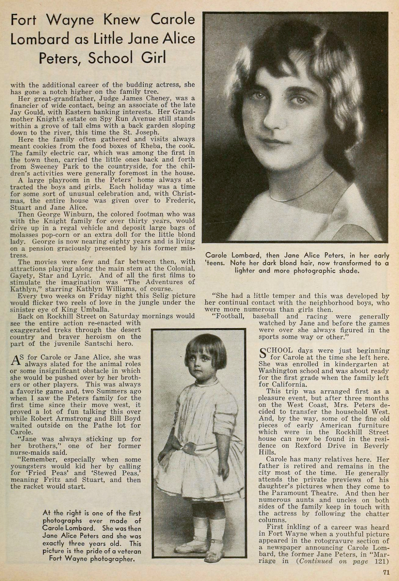 carole lombard the new movie magazine sept 1931 hometown stories 01a