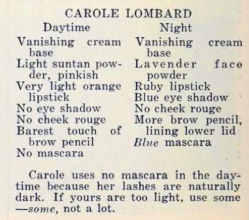 carole lombard the new movie magazine may 1933eb
