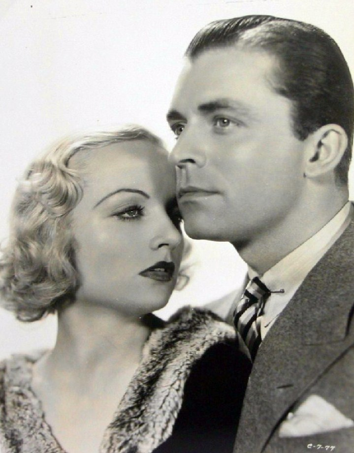 carole lombard no more orchids lyle talbot rko hillstreet front large