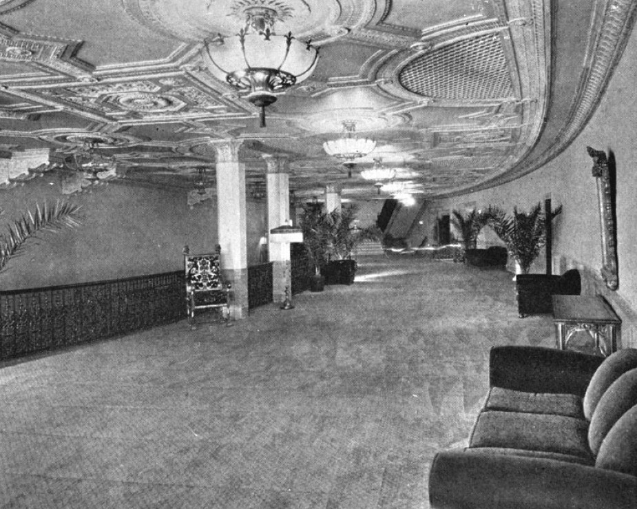 los angeles rko hillstreet interior 1928aa
