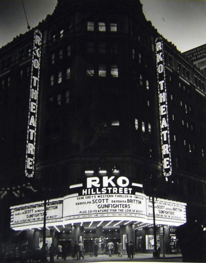 los angeles rko hillstreet 1947a