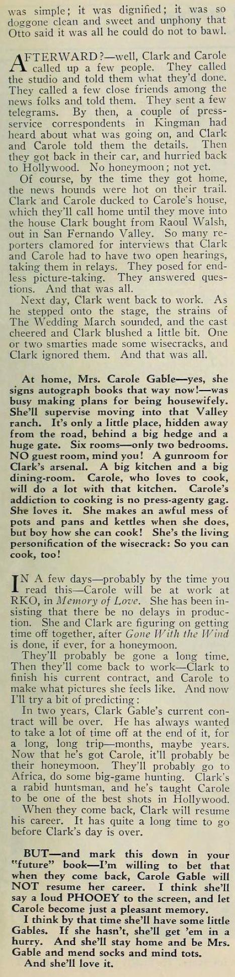 carole lombard motion picture july 1939da
