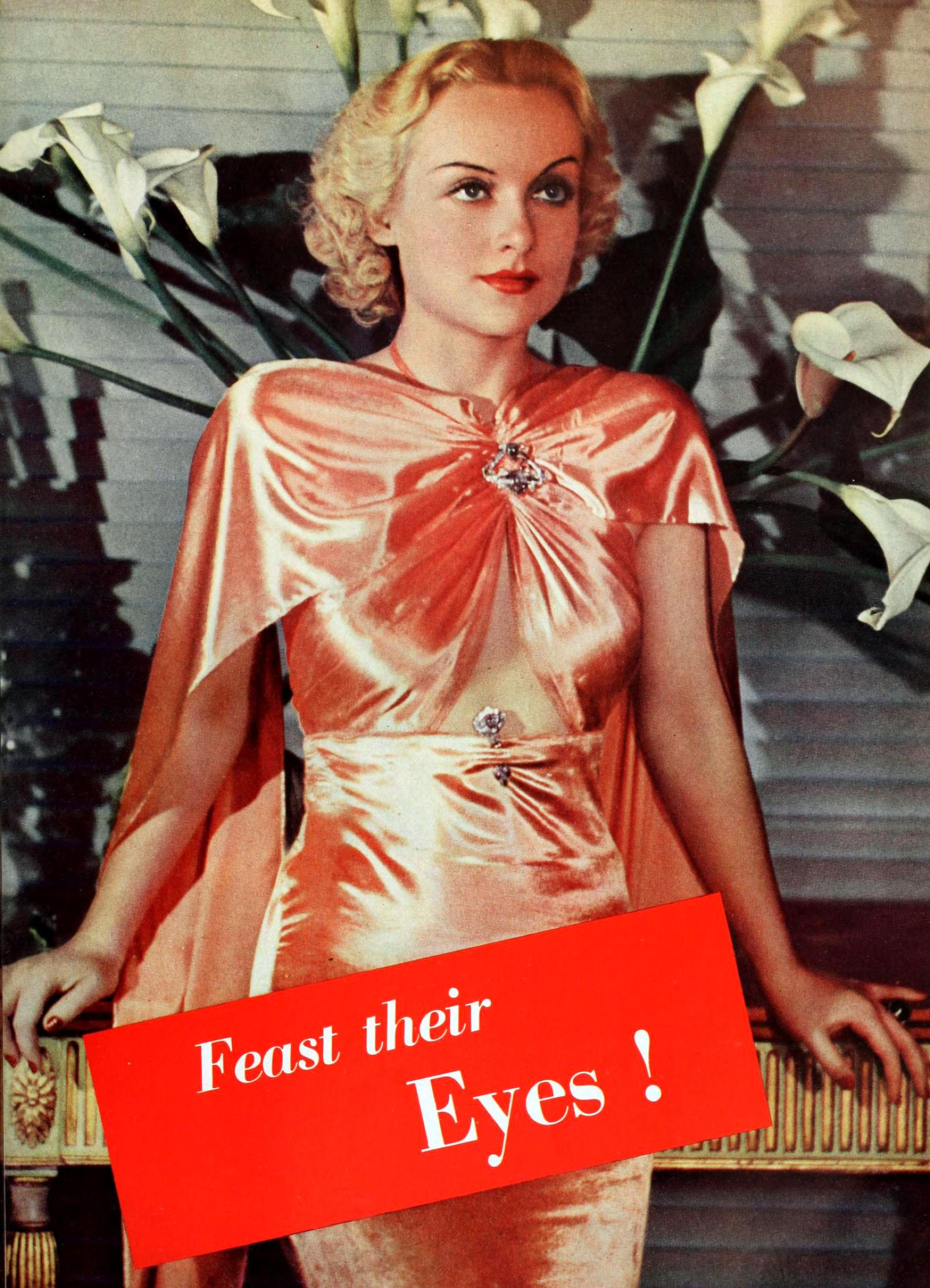 carole lombard film daily 071636 paramount announces season 01a