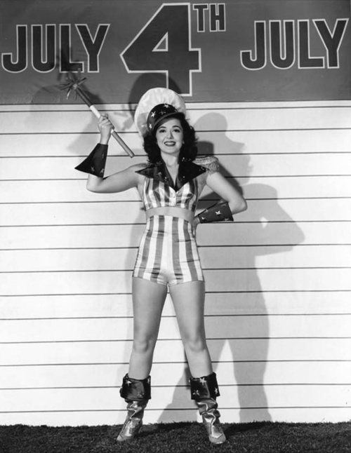 july 4 ann rutherford