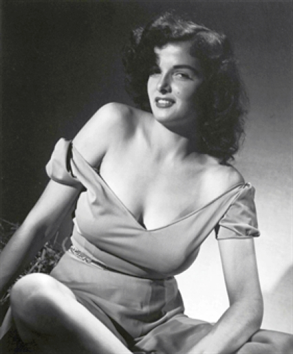 jane russell 013a george hurrell