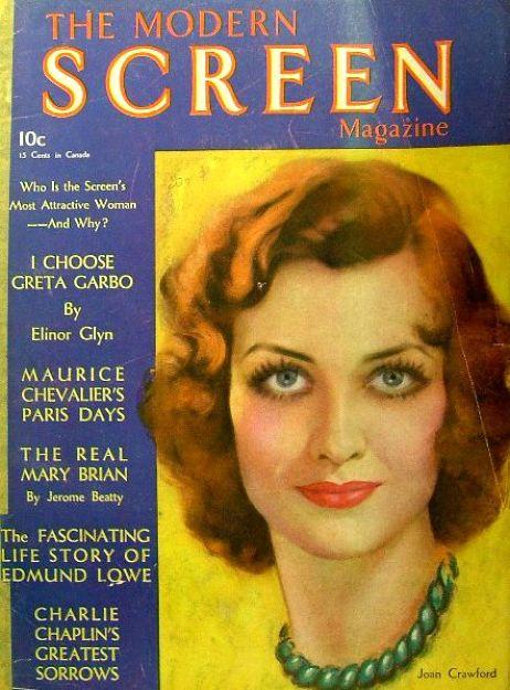 modern screen january 1931 joan crawford