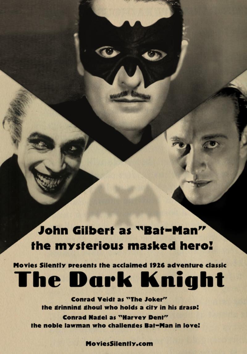 silent take the dark knight 00