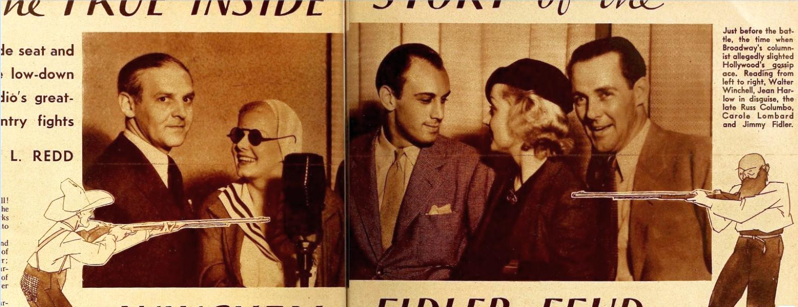 carole lombard jean harlow radio mirror july 1935a