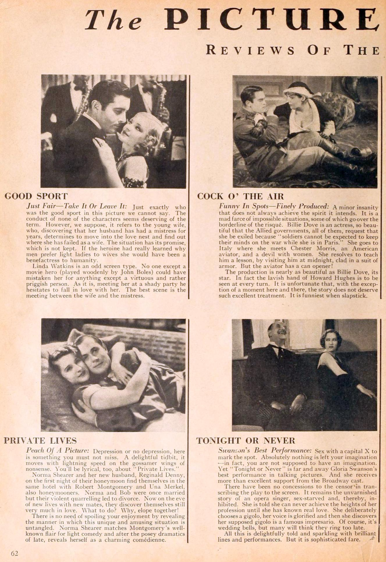 motion picture february 1932 picture parade 00a