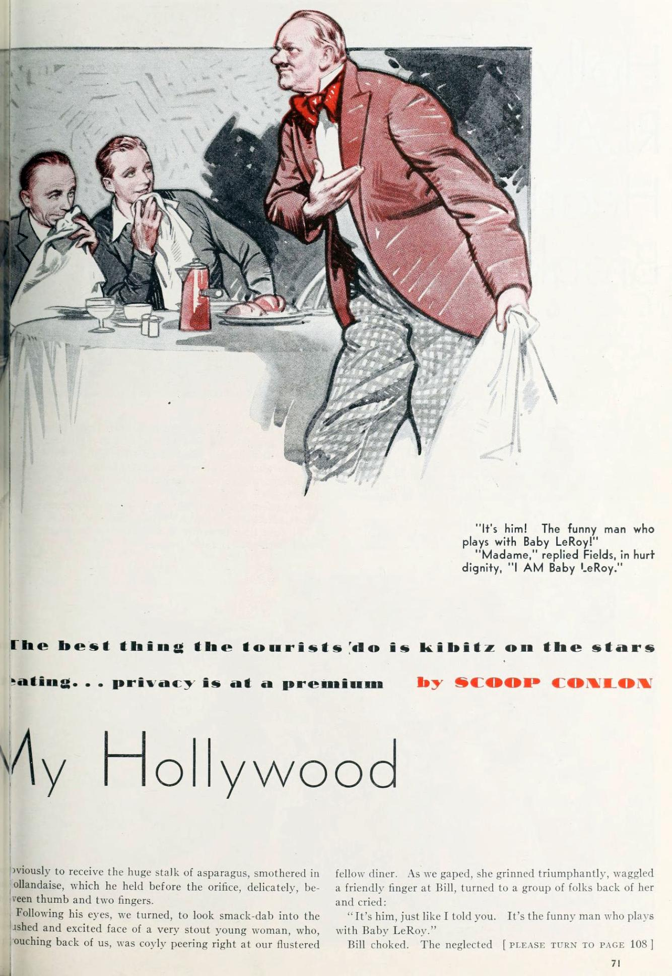 carole lombard photoplay april 1935da