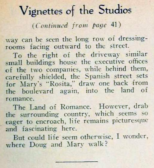 motion picture vignettes of the studios 07ba pickford-fairbanks may 1924