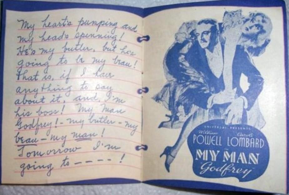 carole lombard my man godfrey diary of a debutante 05