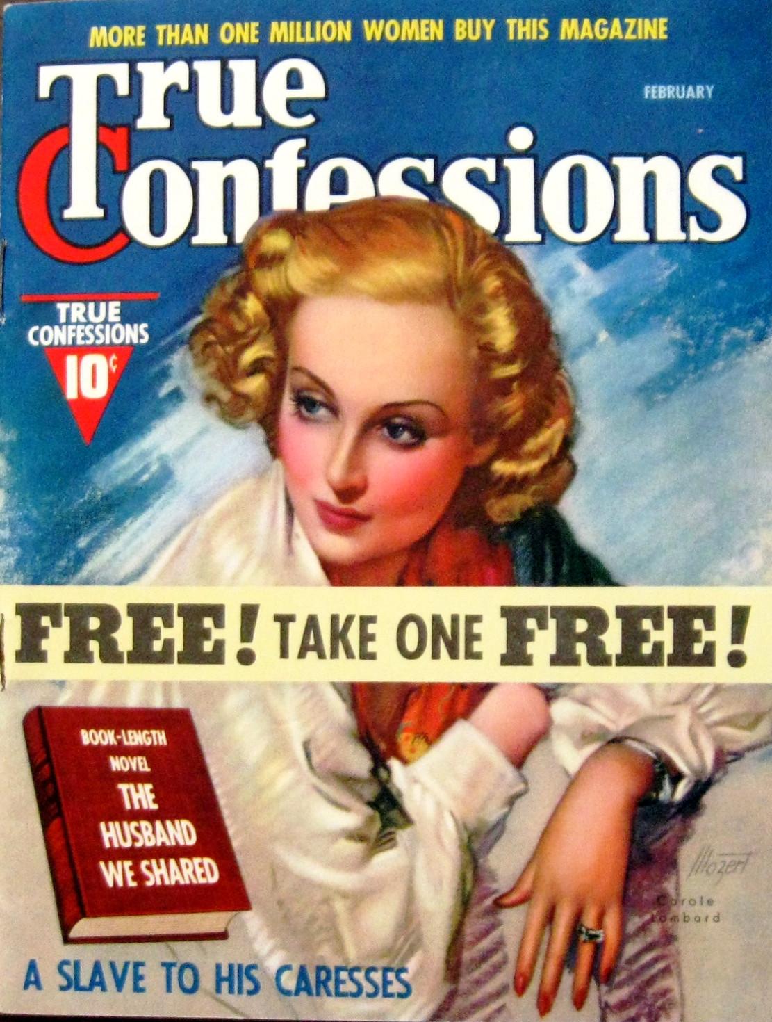 carole lombard true confession true confessions 00a