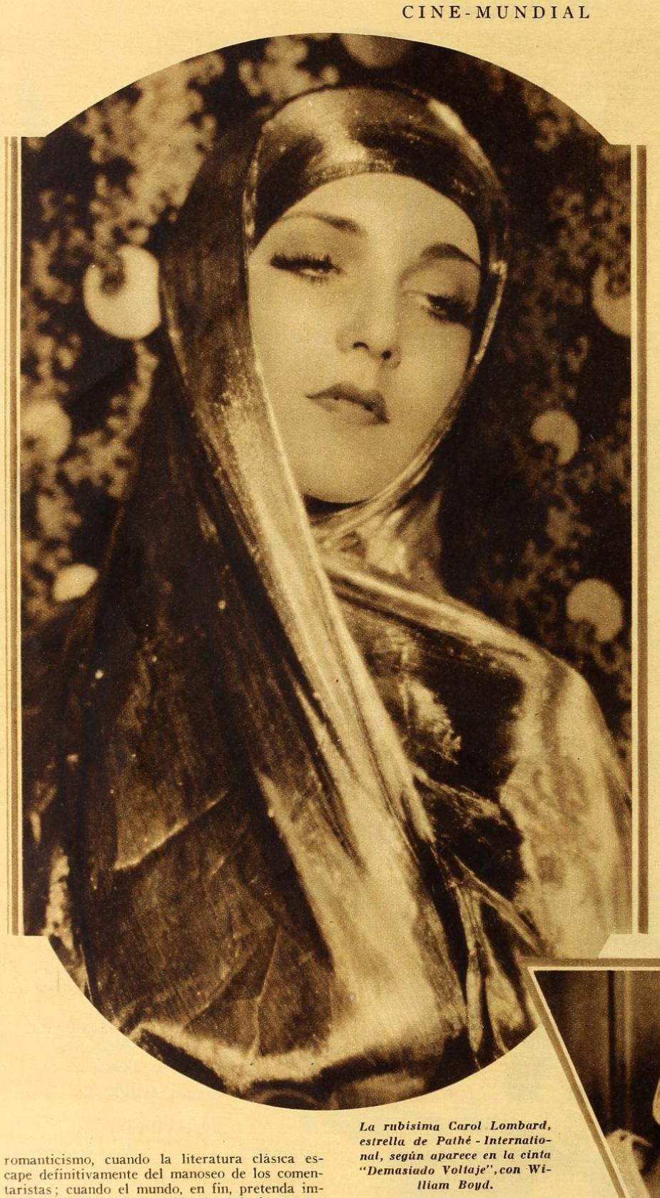 carole lombard cine mundial may 1929ab