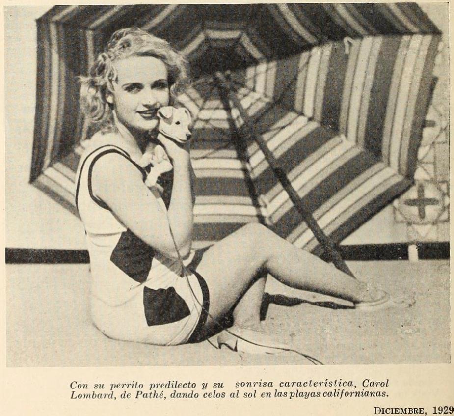 carole lombard cine mundial december 1929bb
