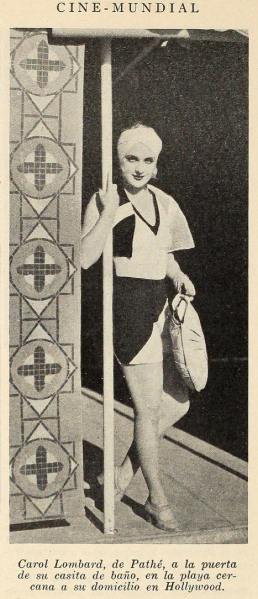 carole lombard cine mundial december 1929db