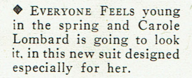 carole lombard publix theatre screen review april 1932pc