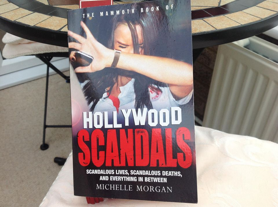 michelle morgan mammoth book of hollywood scandals 00