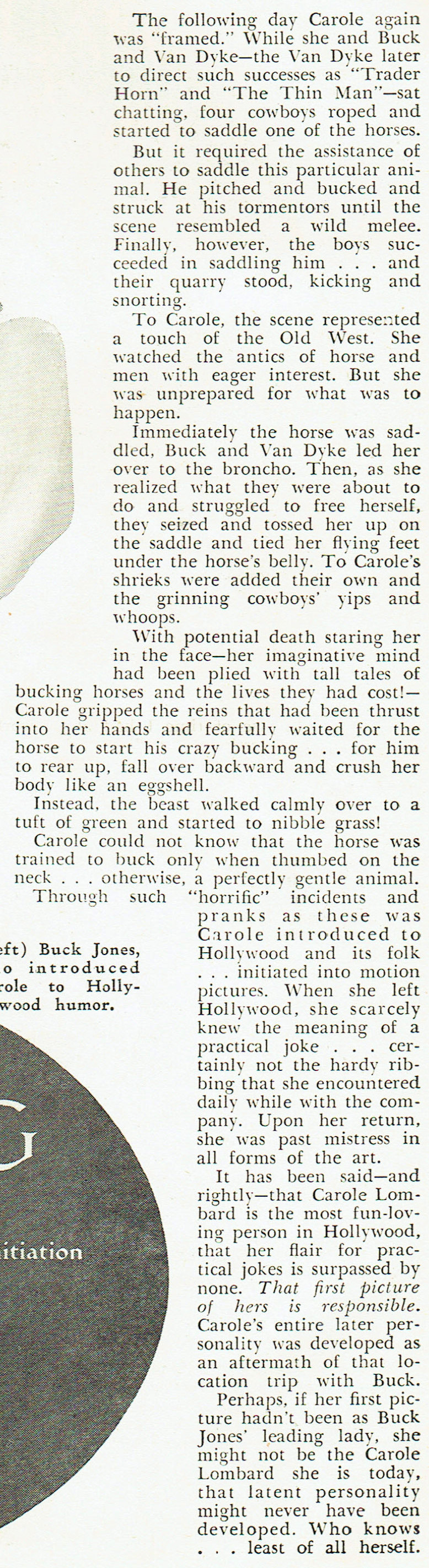 carole lombard silver screen september 1937y