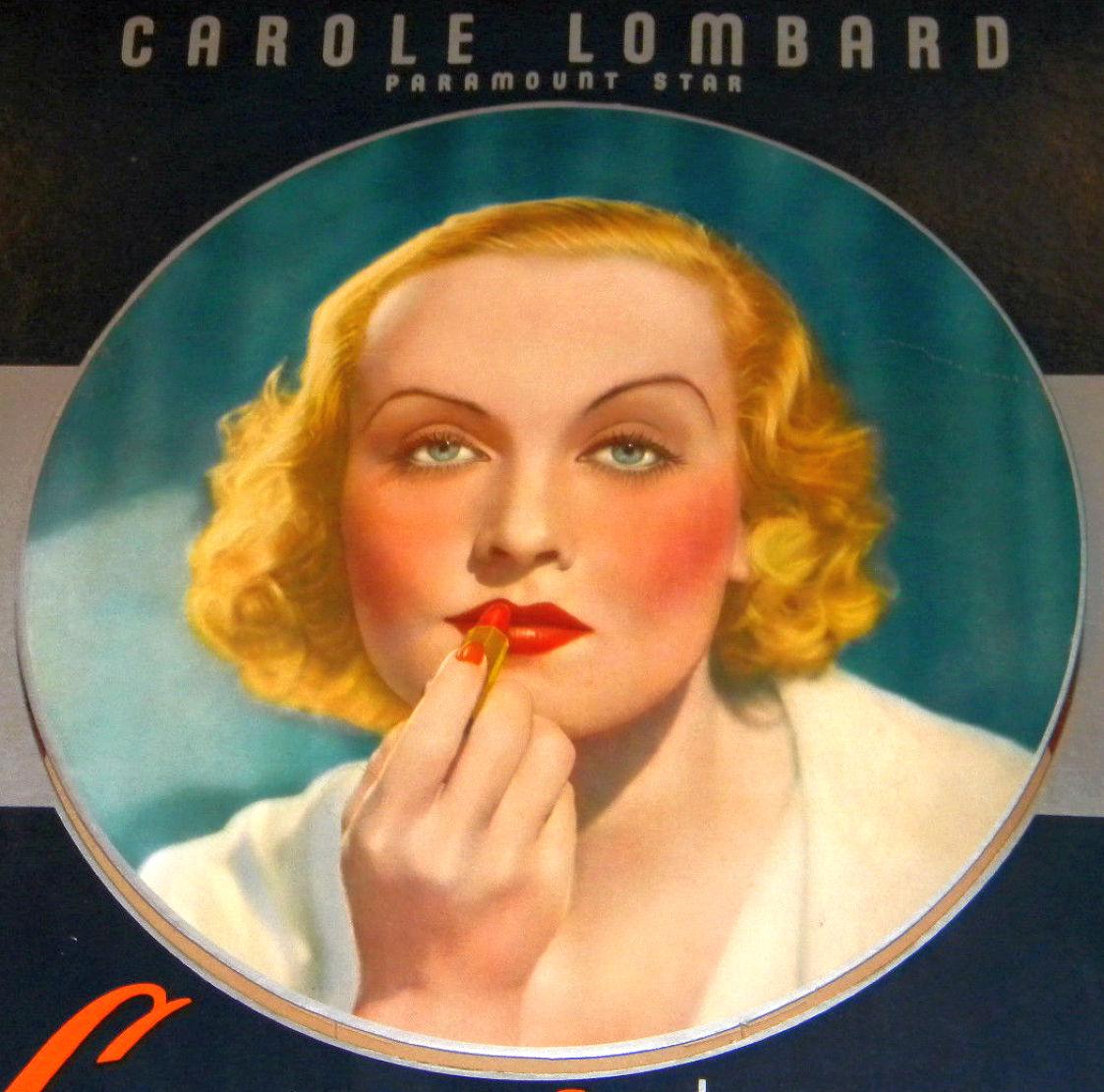 carole lombard max factor lipstick 01b