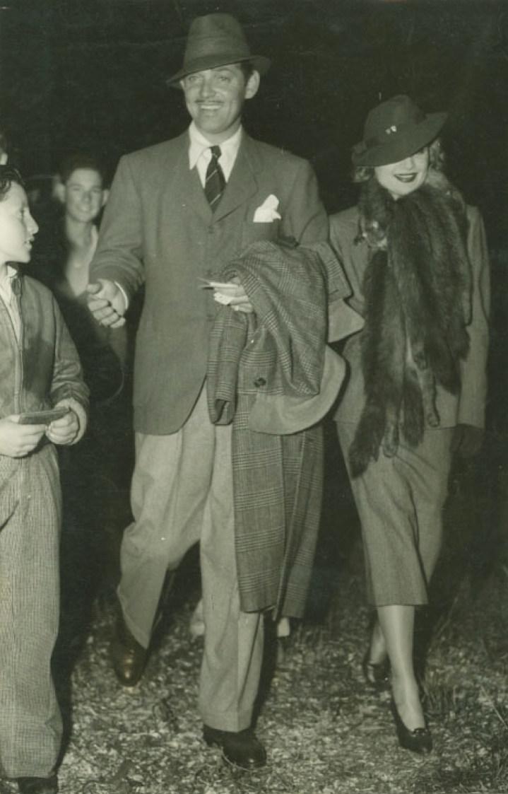 carole lombard clark gable 1938a barnes circus front