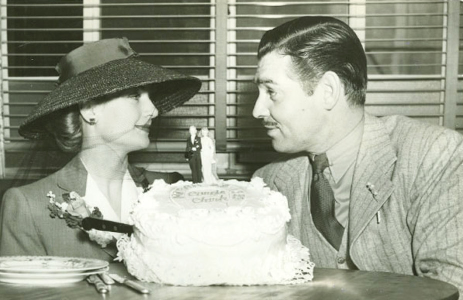 carole lombard clark gable 1940a first anniversary 00 front