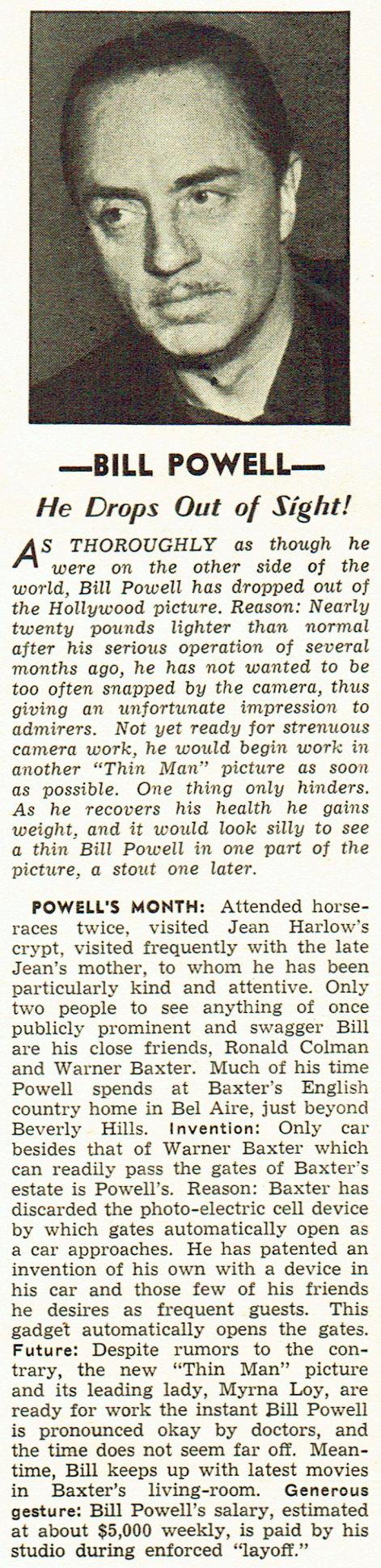 screen guide october 1938ga