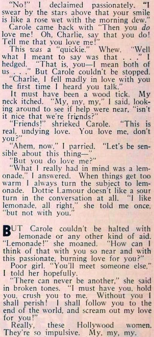 carole lombard radio mirror november 1937cb