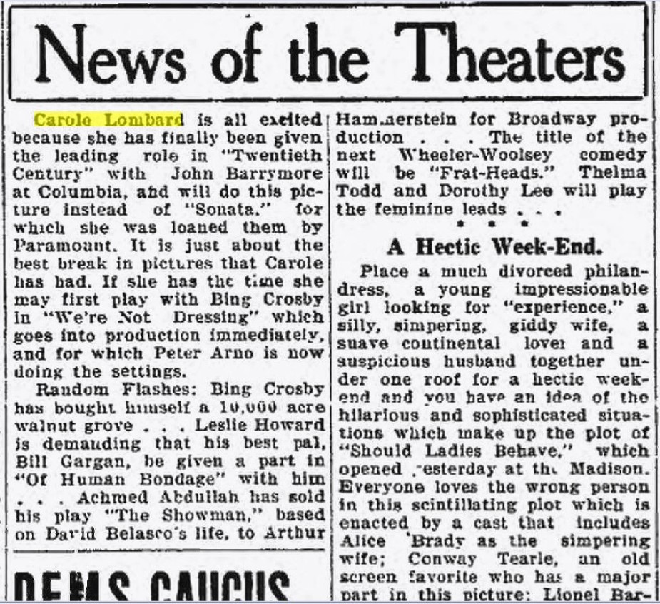 carole lombard 011334 mansfield news-journal