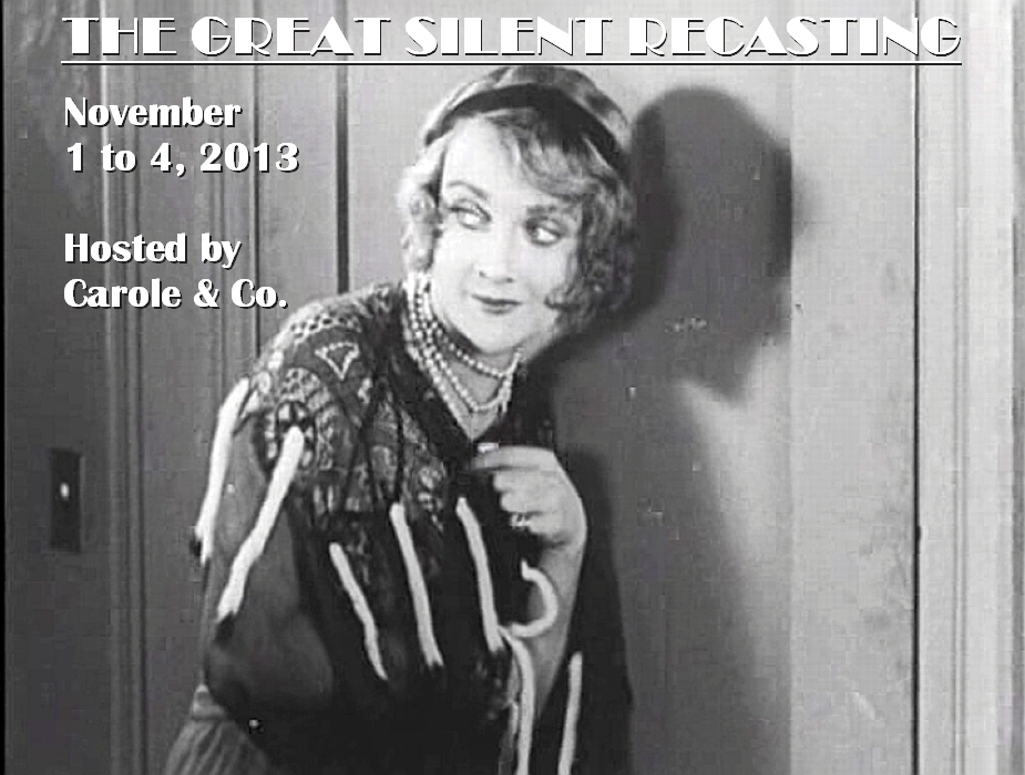 carole lombard the great silent recasting 2013a