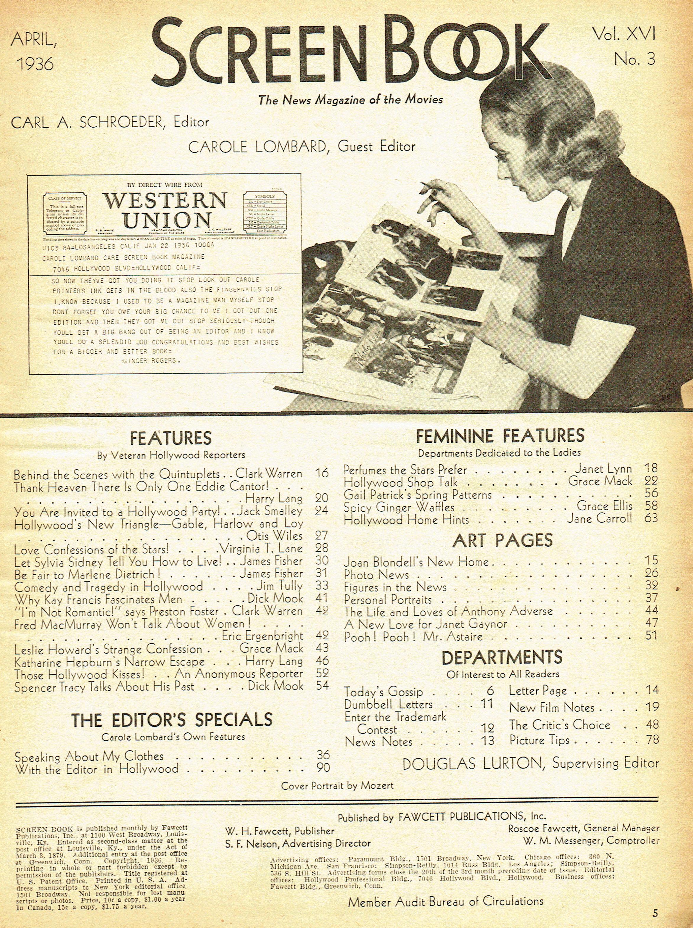 carole lombard screen book april 1936a
