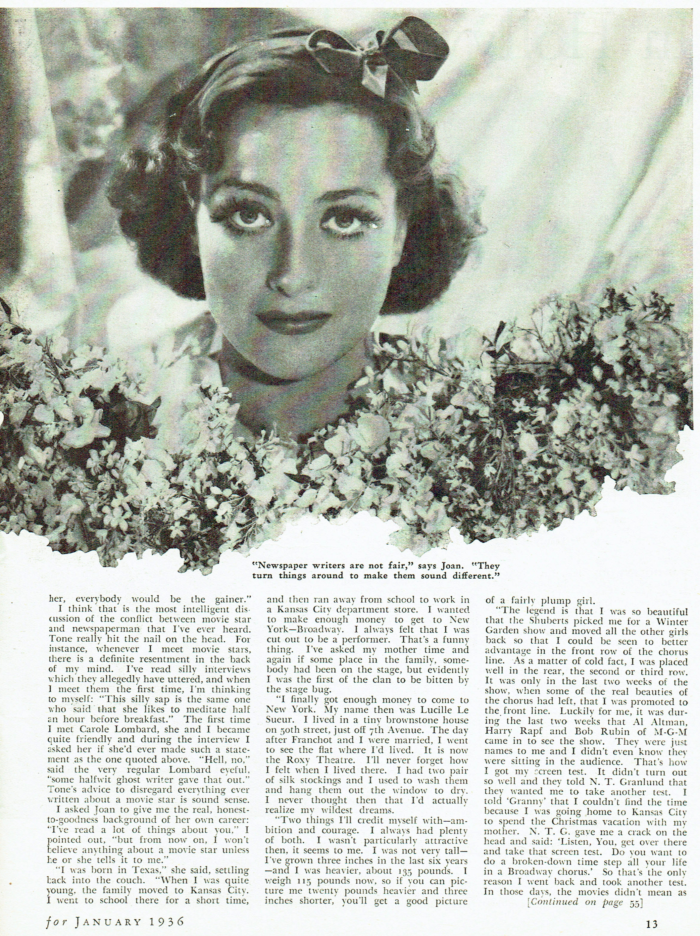 silver screen january 1936b