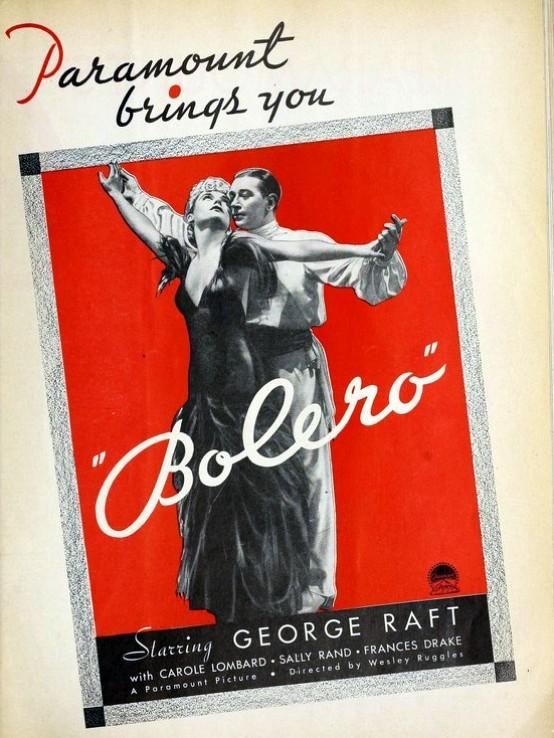 carole lombard bolero trade ad 02