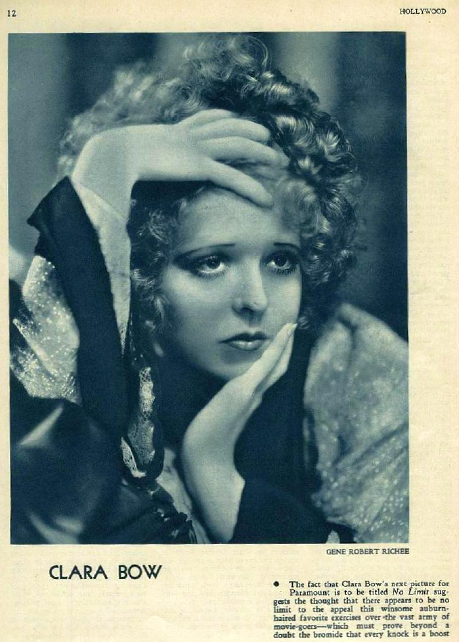 hollywood march 1931ca