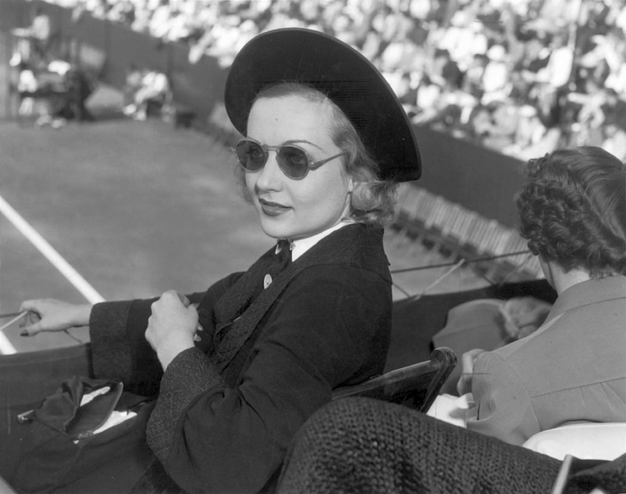 carole lombard tennis match 1935a front
