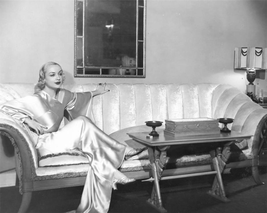carole lombard 2542c front