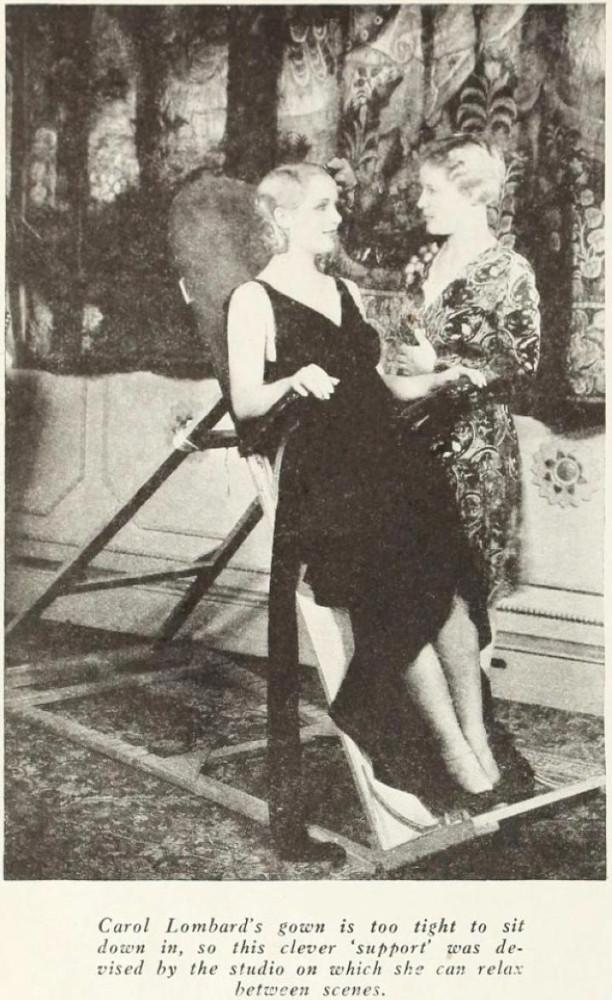 carole lombard screenland december 1929cb